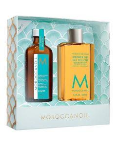 Косметический набор для волос и тела Moroccanoil Original