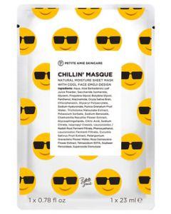 """Восстанавливающая маска """"Отдых для лица""""  Petite Amie Chillin' Masque"""