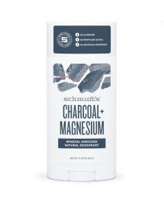 """Натуральный дезодорант в стике """"Уголь и Магний"""" Schmidt's Charcoal + Magnesium Natural Deodorant Stick"""