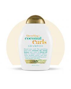 Шампунь для вьющихся волос OGX Coconut Curls