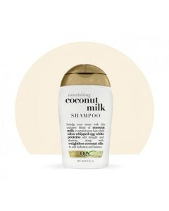Шампунь OGX Coconut Milk Travel Shampoo