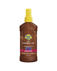 Масло для загара Banana Boat Deep Tanning Oil