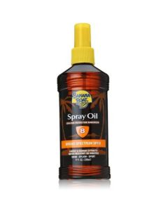 Масло для загара Banana Boat Spray Oil UVA/UVB Protection Sunscreen, SPF 8