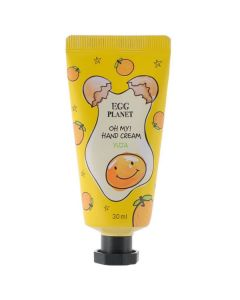 Крем для рук «Юдзу» Daeng Gi Meo Ri Egg Planet Yuja Hand Cream
