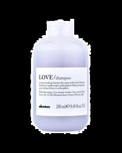Шампунь для разглаживания завитка Davines LOVE Shampoo