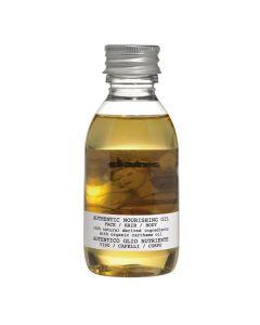 Питательное масло для волос, лица и тела Davines Authentic Nourishing Oil