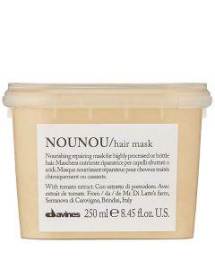 Питательная восстанавливающая маска Davines NOUNOU Hair Mask