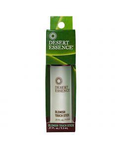 Стик для борьбы с покраснениями и несовершенствами кожи Desert Essence Blemish Touch Stick