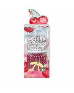 Набор резинок для волос Invisibobble Happy Hour Cherry Cherie Lady