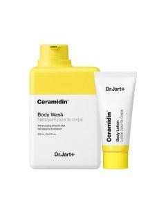 Гель для душа на основе керамидов Dr.Jart+ Ceramidin Body Wash