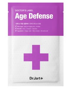 Омолаживающая маска Dr.Jart+ Doctor's Label Age Defense Facial Mask