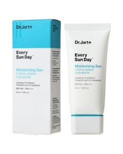 Солнцезащитный крем для лица Dr.Jart+ Every Sun Day Moisturizing Sun SPF50+PA++++