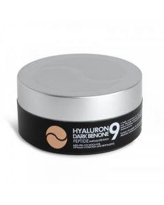 Осветляющие патчи с пептидами Medi-Peel Hyaluron Dark Benone Peptide 9 Ampoule Eye Patch