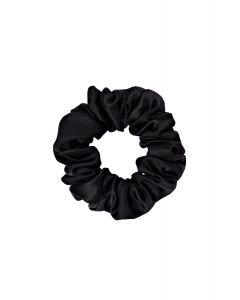 Шелковая резинка для волос Sirelis M Size (Black)