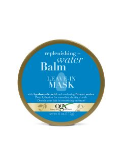 Несмываемая увлажняющая маска OGX Replenishing + Water Balm Leave-In Mask