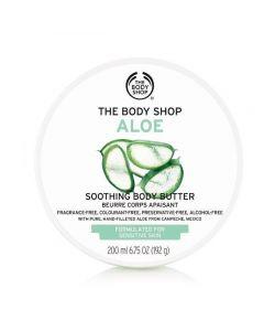 Масло для тела The Body Shop Aloe
