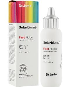 Солнцезащитный флюид Dr. Jart+  Solarbiome Fluid SPF50+ PA++++