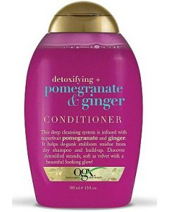 Детоксицирующий кондиционер для волос OGX Pomegranate & Ginger Conditioner
