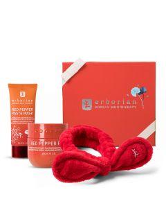 Набор «Совершенный ритуал красоты Красный Перец» Erborian  Red Pepper Set