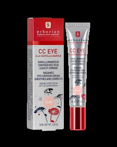 СС крем для кожи вокруг глаз Erborian CC Eye Radiance Eye Contour Cream Clair