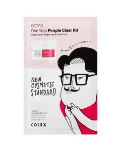 Трехшаговый набор для проблемной кожи COSRX One Step Original Clear Kit