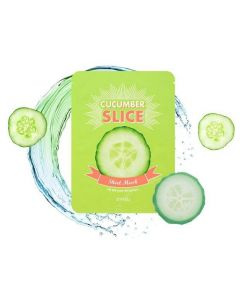 Тканевая маска для лица A'PIEU Cucumber Slice Sheet Mask
