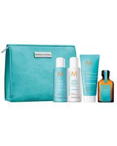 """Дорожный набор """"Увлажнение"""" Moroccanoil Travel Kit Hydration"""
