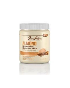Крем для массажа лица и тела Queen Helene Almond Professional Massage Cream
