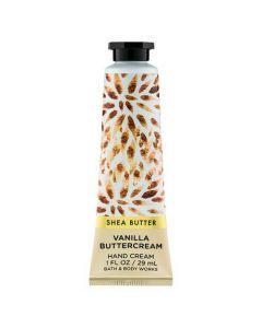 "Увлажняющий крем для рук ""Сливочная Ваниль"" Bath and Body Works Hand Cream Vanilla Buttercream (Shea Butter)"