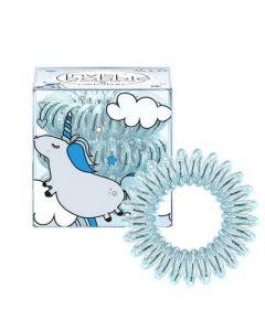 Резинка-браслет для волос Invisibobble ORIGINAL Unicorn Henry