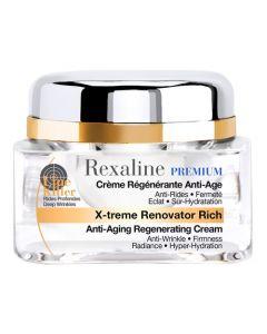 Антивозрастной восстанавливающий крем для очень сухой кожи PREMIUM LINE-KILLER X-Treme Renovator Rich Cream
