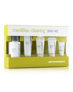 Лечебный очищающий набор для проблемной кожи Dermalogica MediBac Clearing Skin Kit