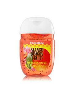 Антибактериальный гель для рук Bath & Body Works PocketBac Mango Dragon Fruit Sanitizer