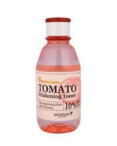 Осветляющий тонер с экстрактом томата SKINFOOD Premium Tomato Whitening Toner
