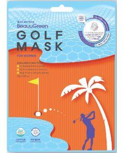 Гольф маска для женщин Beauugreen Golf Women Mask Pack
