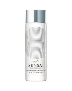 Жидкость для снятия макияж с глаз и губ Kanebo Sensai Gentle Make-Up Remover For Eye and Lip