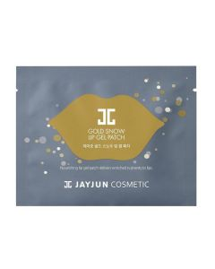 Патчи для губ Jayjun Gold Snow Lip Gel Patch