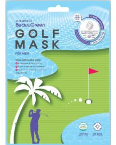 Гольф маска для мужчин Beauugreen Golf Men Mask Pack