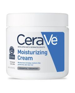 Увлажняющий крем для лица и тела CeraVe Moisturizing Cream