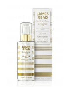 Спрей для лица с эффектом загара James Read H2O Tan Mist Face