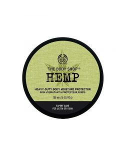 Масло для тела The Body Shop Hemp Heavy-Duty Body Moisture Protector