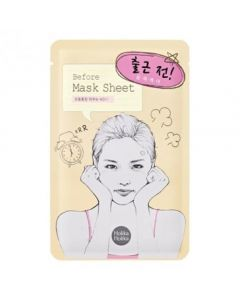 Тканевая маска Holika Holika Before Mask Sheet - Office Attendance