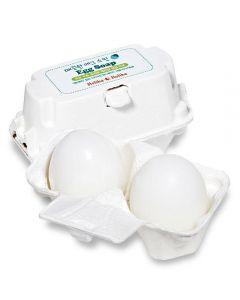 Белое мыло для жирной кожи Holika Holika Egg Soap