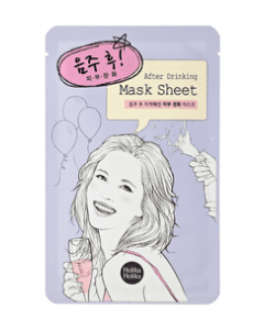Тканевая маска Holika Holika After Drinking Mask Sheet