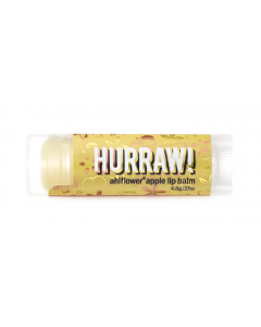 Бальзам для губ Hurraw! Ahiflower Apple Lip Balm