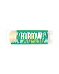 Бальзам для губ Hurraw! Pitta Lip Balm (кокос, мята, лемонграсс)