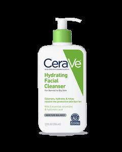 Увлажняющий очищающий крем-гель CeraVe Hydrating Facial Cleanser