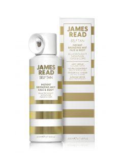 Спрей-автозагар для лица и тела James Read Instant Bronzing Mist Face & Body