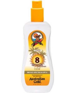 Спрей-гель Australian Gold Spray Gel Sunscreen Clear SPF 8