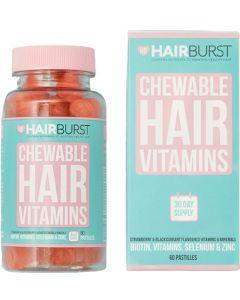 Жевательные витамины для роста и укрепления волос Hairburst Chewable Hair Vitamins